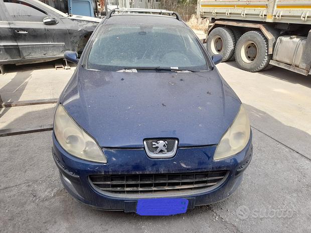 Ricambi Peugeot 407 2.0 HDI 135cv del 2004