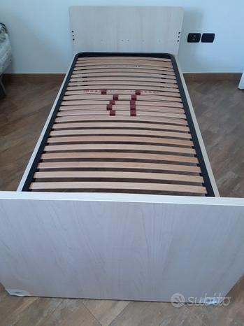Doppio letto singolo componibile a scomparsa