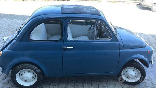 FIAT Cinquecento 110 F Berlina 500- 1967