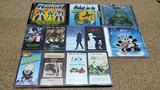 Musicassette e cd cartoni animati anni 80 Goldrake