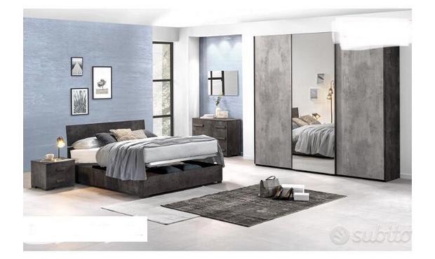 Camera da letto completa