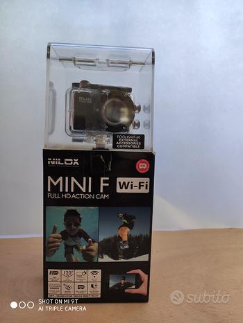 Action cam - NILOX MINI F Wi-Fi