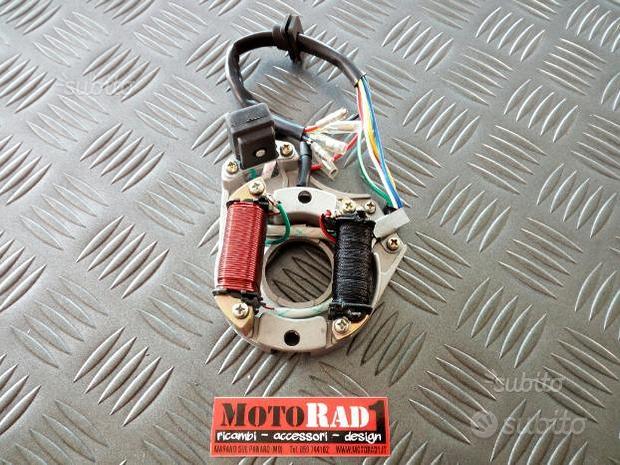 Statore 2 bobine pitbike miniquad