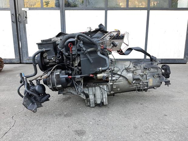 Motore e cambio BMW 320D 1998 2000cc TD 204D1