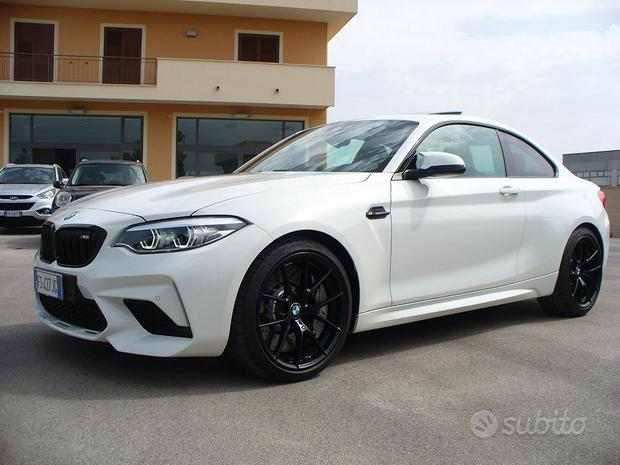 BMW M2 Competition all. M Performance