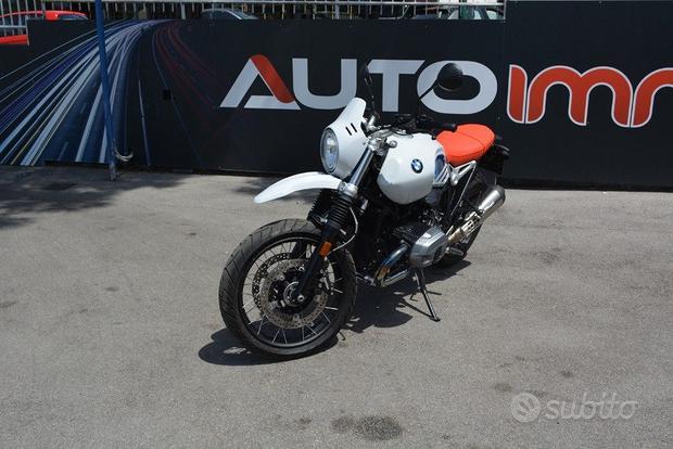 BMW R Nine T BMW R nine T Urban GS