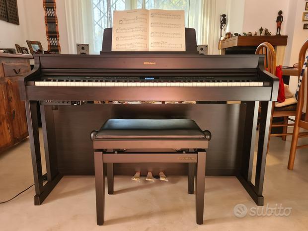 Pianoforte Digitale Roland HP603A + Sgabello