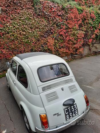 FIAT Cinquecento - 1973