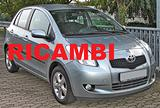 RicambioRicambi Toyota Yaris dal 2006 - 2011