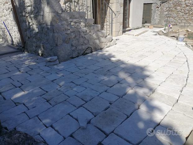 Pavimenti interni esterni