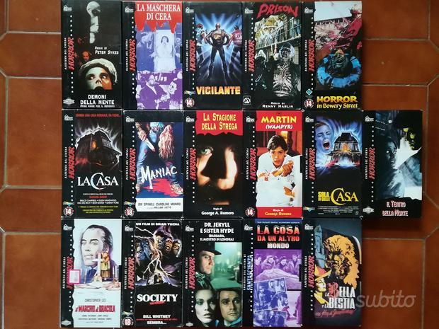 Videocassette Vhs N°76 Tutti i Generi