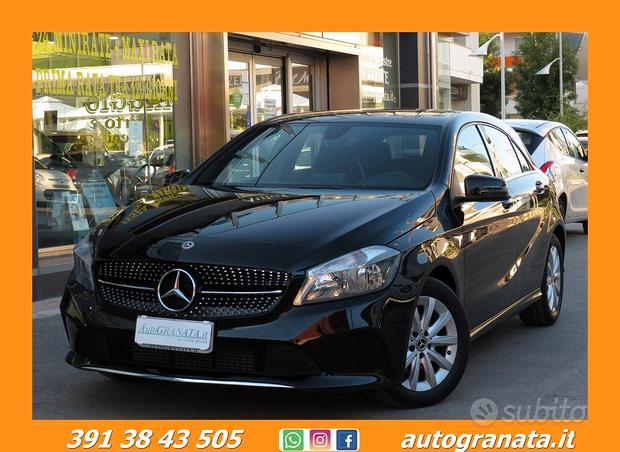 Mercedes A 160 d Business Auto.+Navi+Retroc