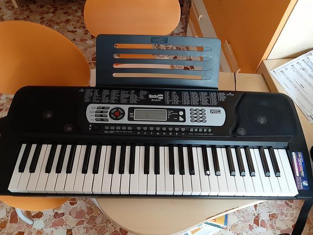 Tastiera Rockjam RJ-645