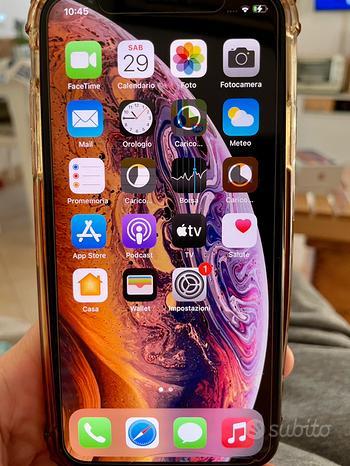 IPhone XS 64Gb oro gold