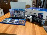 Playstation 4 pro, vr, camera, giochi, stand