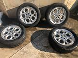 """Cerchi 16"""" con gomme Alfa Romeo 147 + cinghia al"""