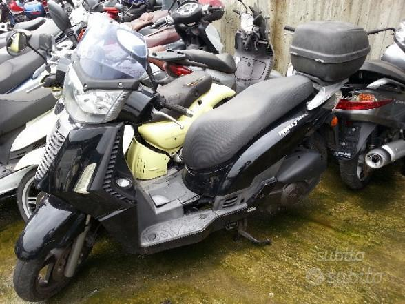 Kymco PEOPLE S 300 250 ricambi