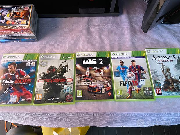 Giochi XBOX 360