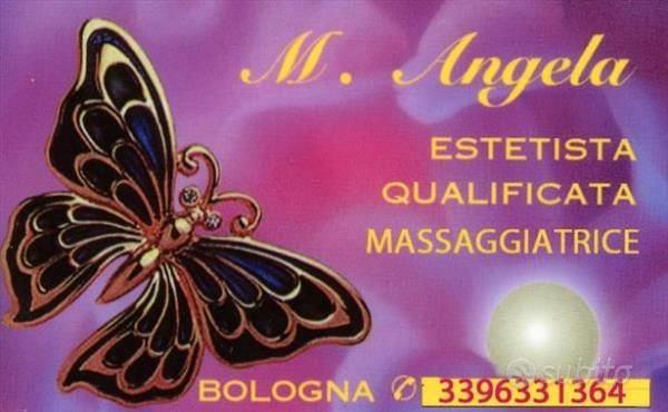 Estetista Massaggiatrice Professionale