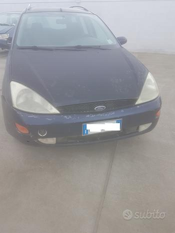 Ricambi ford focus 1.8 td sw