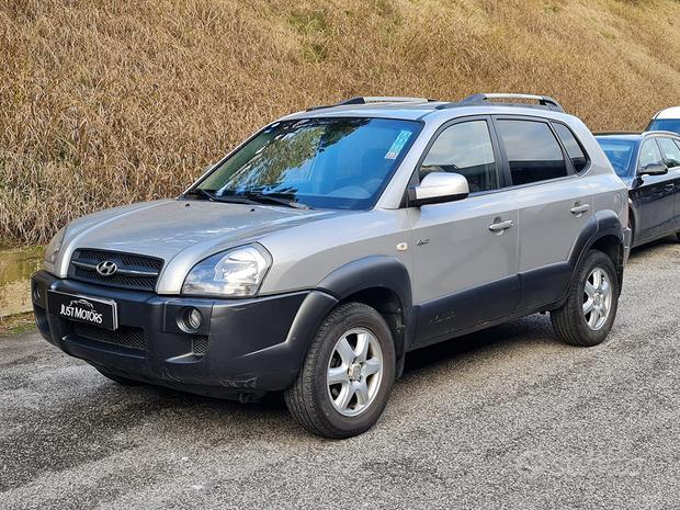 Hyundai Tucson 2.0 crdi Dynamic 4WD Autom - Pell