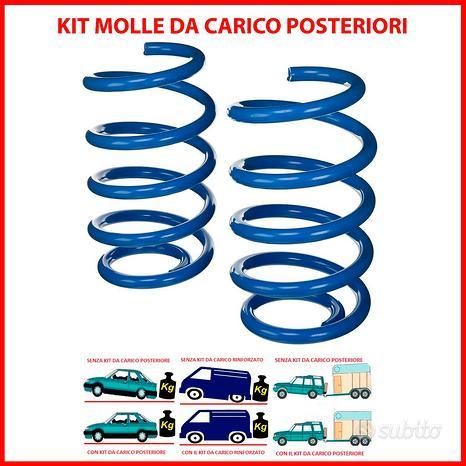 Kit Molle da Carico Posteriori Opel Peugeot Saab