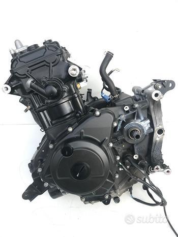 Motore ninja 400 km 3.240 ricambi ninja 400 2018