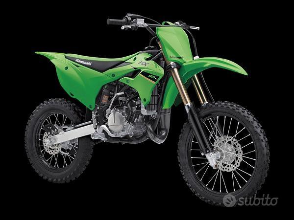 Kawasaki KX 85cc - 2022 Ruota Grande