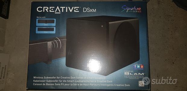 Subwoofer Creative DSXM - sigillato