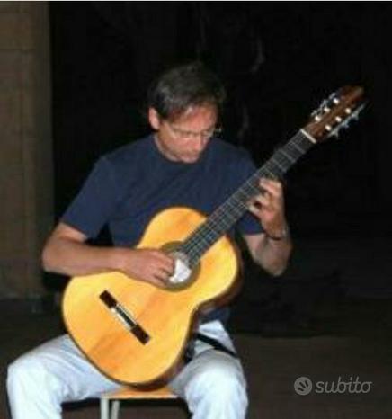 Lezioni di chitarra classica e moderna