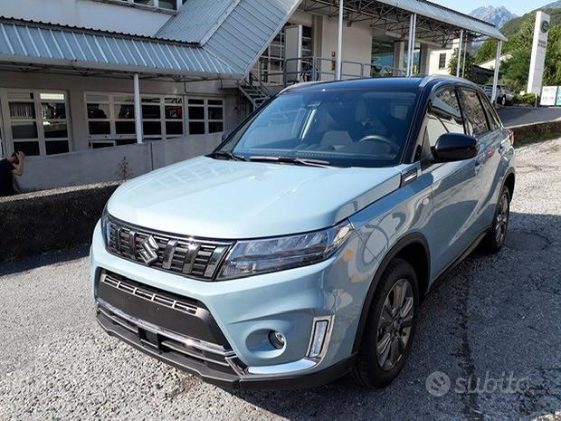 SUZUKI Vitara 2021/5900km/blue/tettonero/vetrioscu