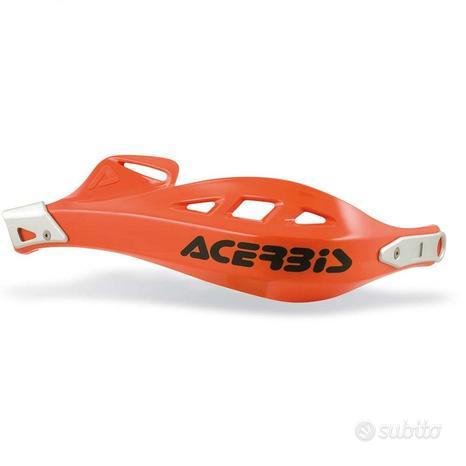 Paramani moto acerbis impact arancio