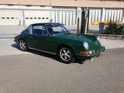 PORSCHE 911 2.2E Targa 1970 proprietario dal 73