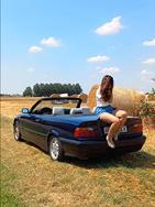 BMW 318i Cabrio ASI e CRS