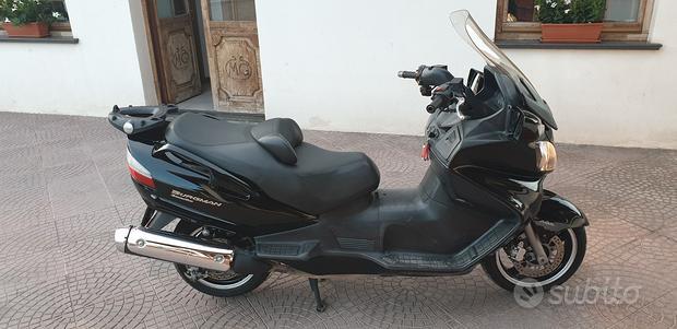 Suzuki Burgman 650 - 2008