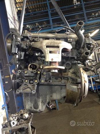 Motore Toyota COROLLA 1.3 bz 4EFE usato