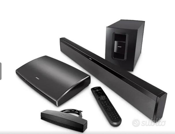 BOSE SoundBar Lifestyle 135 Entertainment System