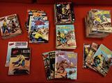 Lotto di 42 fumetti Tex
