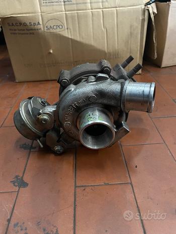 Turbina motore Mini one 2006 1.4 TD