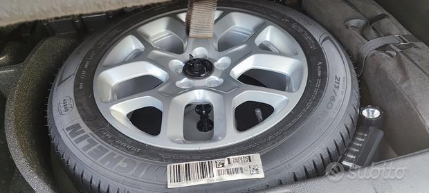 Jeep Renegade 1.6 120cv LIMITED perfetta