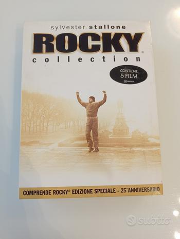 Rocky DVD cofanetto
