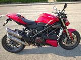 Ducati street fighter 1098 da vetrina