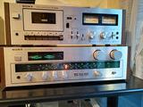 Impianto Stereo SONY STR2800L+TC-188SD Vintage
