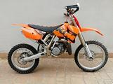 Motocross ktm sx 85