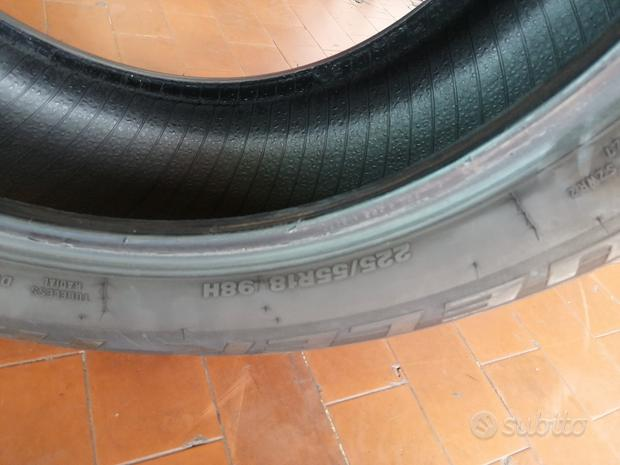 Gomme/Pneumatici 225/55 R18-Jeep Compass
