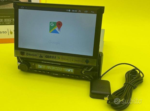 Autoradio 1 din Android 7pollici. usb bluetooth a