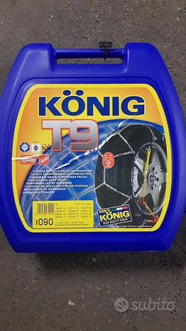 Catene da neve per auto Konig T9