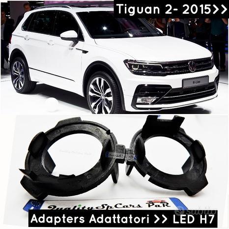 Supporti montaggio KIT LED H7 per VW Tiguan 16-20