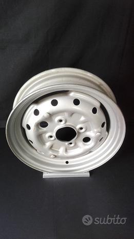 4 cerchi acciaio Austin Healey Sprite 3,5x13