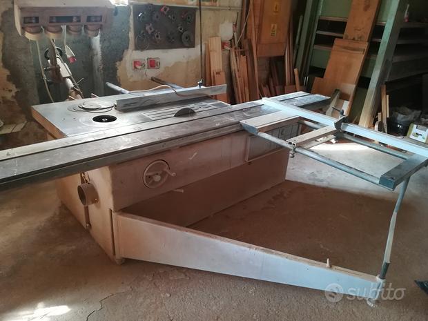 Macchine attrezzature falegnameria professionali